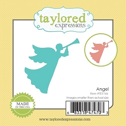 Taylored Expressions - Cutting Die - Little Bits Angel