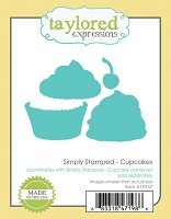 Taylored Expressions - Cutting Die - Simply Stamped Cupcakes