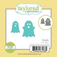 Taylored Expressions - Cutting Die - Little Bits Ghosts
