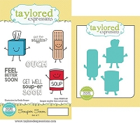 Taylored Expressions - new stamps and dies