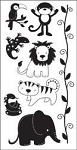TPC Studio-Clear Stamp-Jungle