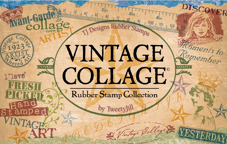 TJ Designs - Cling Mounted Rubber Stamp Collection by ...
