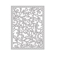 Tonic Studios - Cutting Die - Patterned Panels Budding Vine