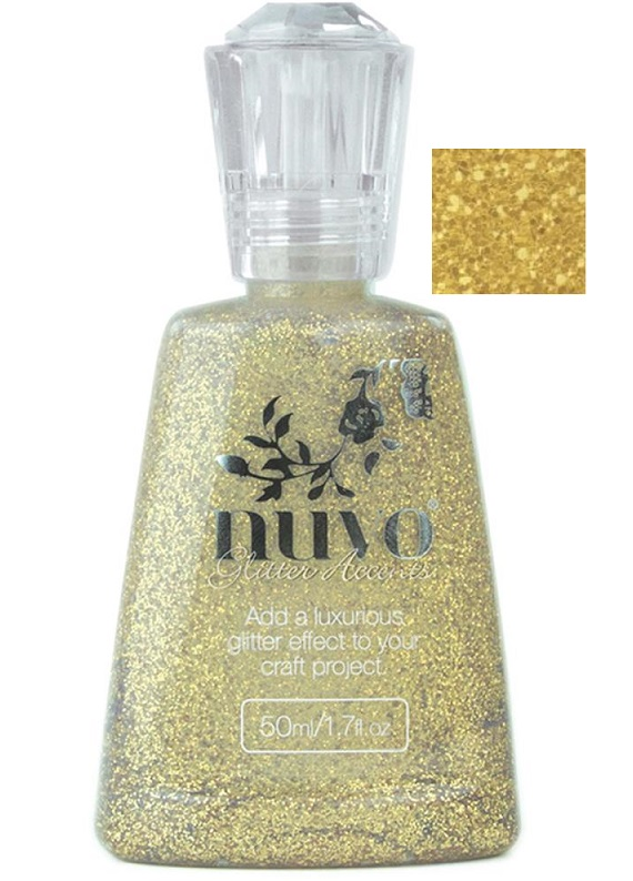 Tonic Studios - 2 new colors of Nuvo Glitter Accents
