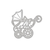 Tonic Studios - Cutting Die - Rococo Royal Carriage
