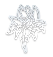 Tonic Studios - Cutting Die - Fairies Reflection Camellia