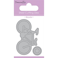 Trimcraft/Dovecraft - Cutting die - Bicycle