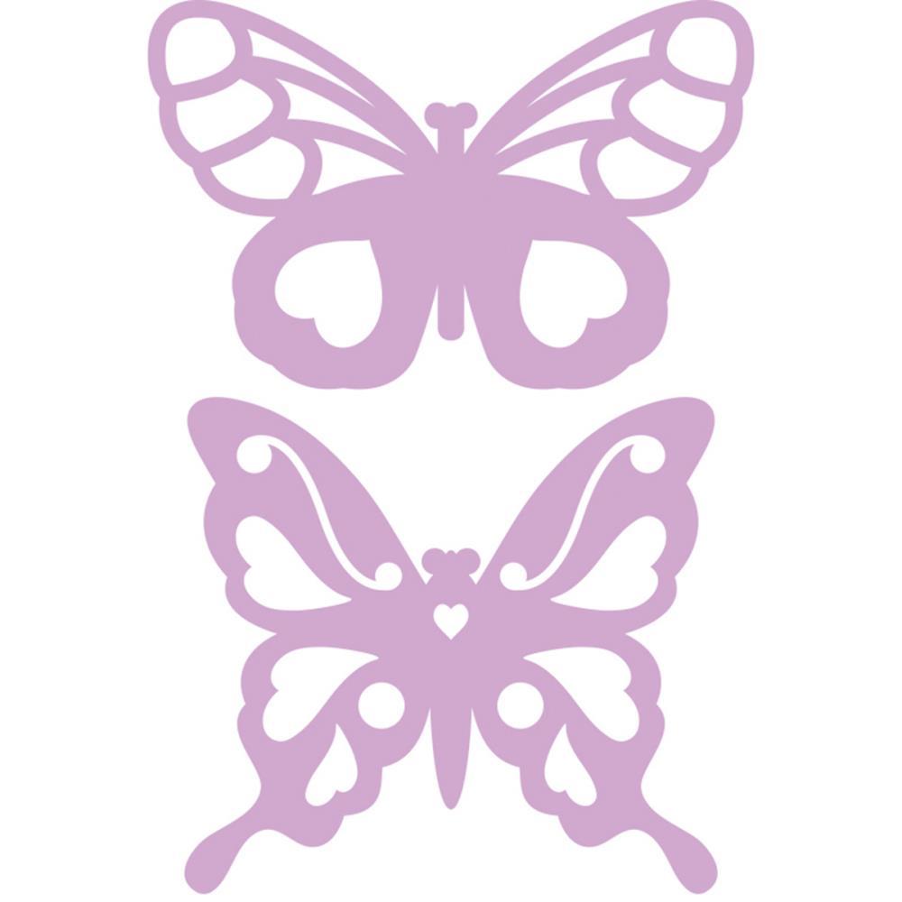 Trimcraft Dovecraft Cutting Die Butterflies 2