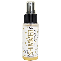 Tsukineko - Sheer Shimmer Spritz Spray - Gold