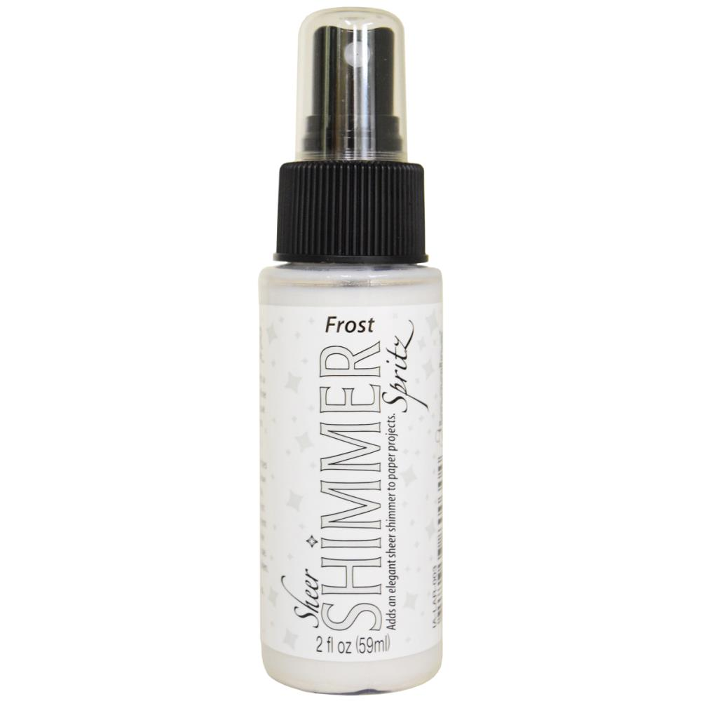 Tsukineko - Sheer Shimmer spray in 4 colors