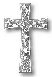 Tutti Designs - Cutting Die - Floral Cross