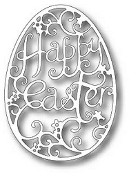 Tutti Designs - Cutting Die - Happy Easter Egg