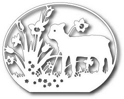 Tutti Designs - Cutting Die - Easter Lamb