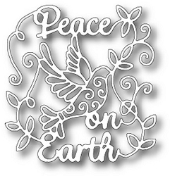 Tutti Designs - Cutting Die - Peace On Earth