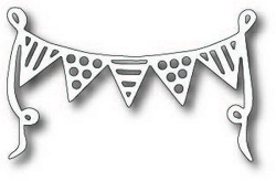 Tutti Designs - Cutting Die - Party Banner