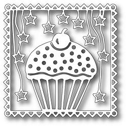 Tutti Designs - Cutting Die - Cupcake