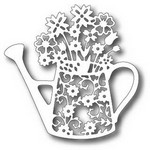 Tutti Designs - Cutting Die - Floral Watering Can