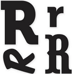 We-R-Memory Keepers Clear Stamp - Letter R