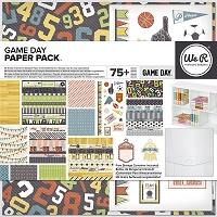 We-R-Memory Keepers - Game Day collection
