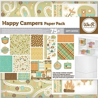 We-R Memory - Happy Campers collection