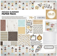 We-R-Memory - Indian Summer collection