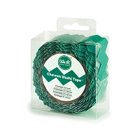 We-R-Memory Keepers -  Chevron Washi Tape - Emerald
