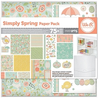 We-R-Memory - Simply Spring Collection