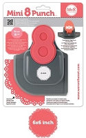 We-R Memory - Mini 8 & Edger punches
