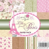 Wild Rose Studio - New Paper Pads
