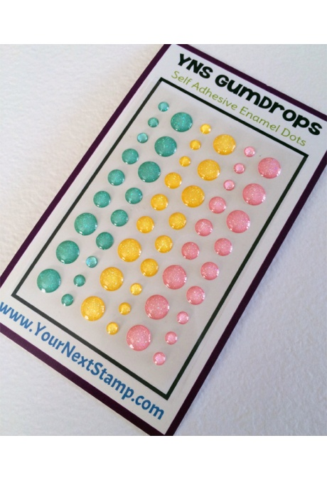 Your Next Stamp - Gumdrops (Enamel Dots)