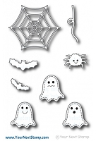 Your Next Stamp - Dies - Happy Haunting
