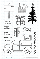 Your Next Stamp - Clear Stamp - Load Up