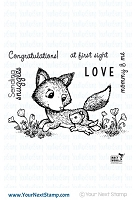 Your Next Stamp - Clear Stamp - Snuggles