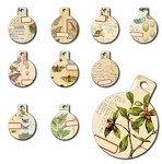 7 Gypsies Conservatory Tags