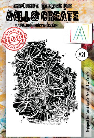 AALL & Create - Clear Stamp - Set #21