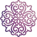 Cheery Lynn - Die - Dutch Daisy Super Doily 1