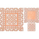 Cheery Lynn - Die - Dutch Daisy Square Doily