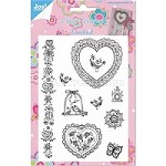 Joy Crafts - Clear Stamp - Lovebird
