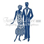 Tattered Lace - Dies - Charleston Couple