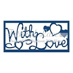 Tattered Lace - Dies - With Love Panel Inset