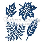 Tattered Lace - Dies - Botanical Leaves