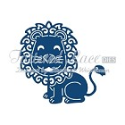 Tattered Lace - Dies - Lion