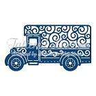 Tattered Lace - Dies - Delivery Van