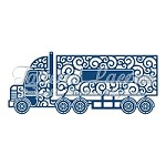 Tattered Lace - Dies - Lorry
