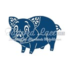 Tattered Lace - Dies - Pig