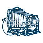 Tattered Lace - Dies - Old Fashioned Camera