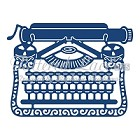 Tattered Lace - Dies - Old Fashioned Typewriter