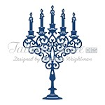 Tattered Lace - Dies - Candelabra