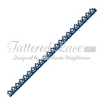 Tattered Lace - Dies - Delicate Flower Border