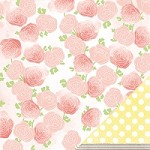 "American Crafts - Dear Lizzy Neapolitan  12""x12"" Paper - Fresh Blooms"
